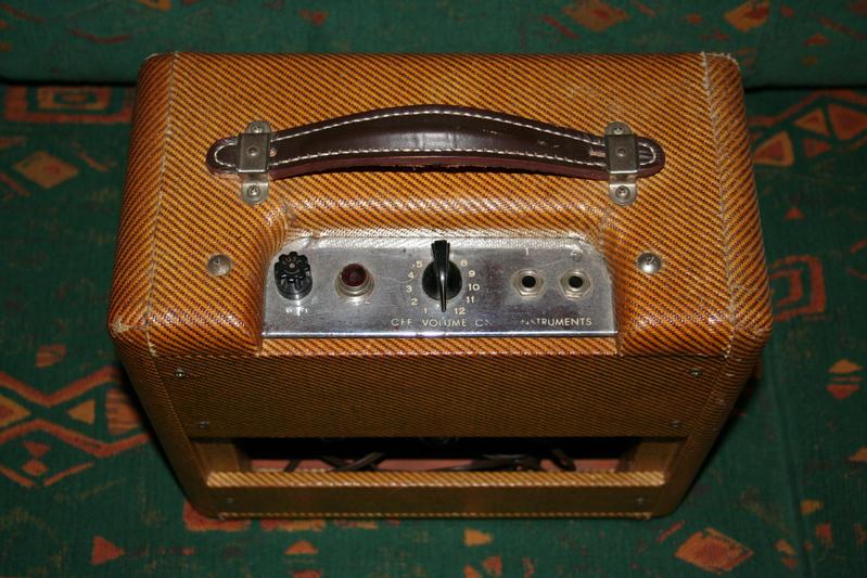 Vintage speaker marshall