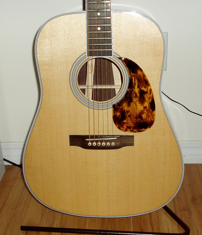 Show off your Greven pickguards! - The Unofficial Martin